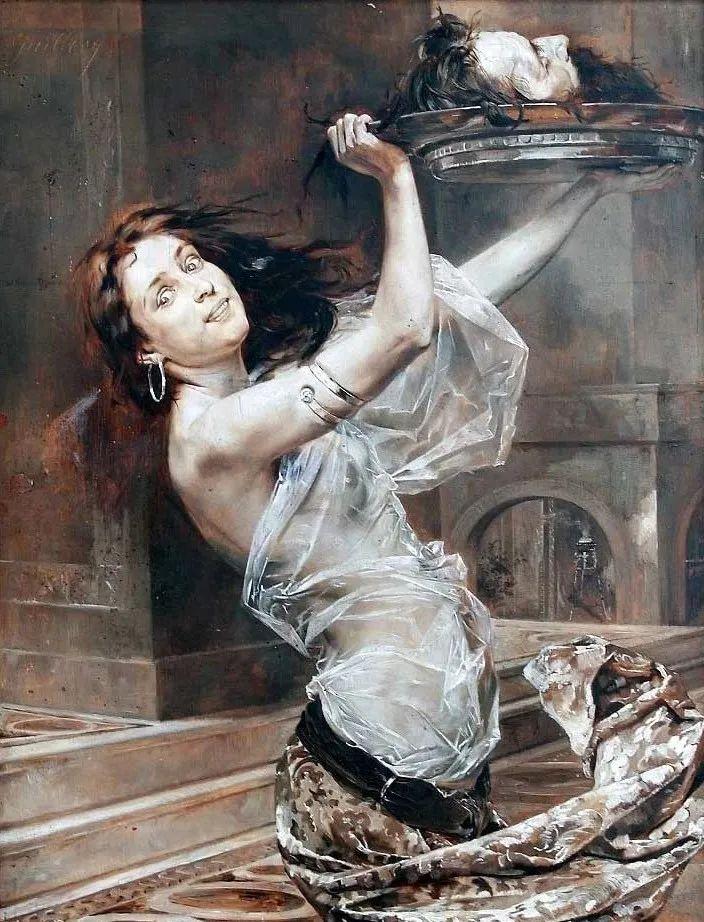 沉浸在浪漫生活和艺术氛围中,德国画家弗朗茨·吉勒里作品插图81