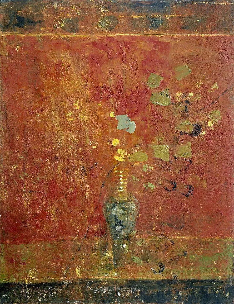 她从古代壁画中汲取灵感,但作品有一种非常现代、神秘的感觉!插图75