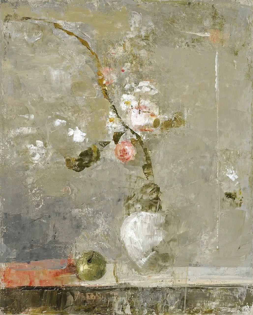 她从古代壁画中汲取灵感,但作品有一种非常现代、神秘的感觉!插图83