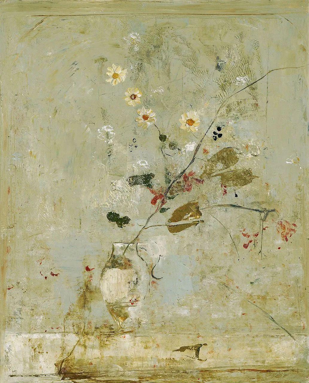 她从古代壁画中汲取灵感,但作品有一种非常现代、神秘的感觉!插图101