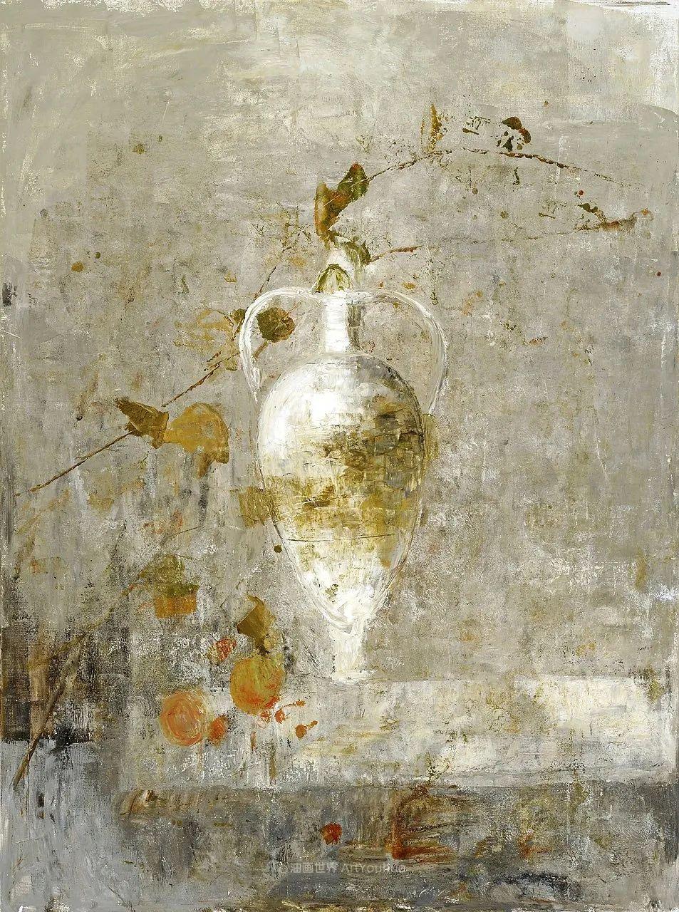 她从古代壁画中汲取灵感,但作品有一种非常现代、神秘的感觉!插图107