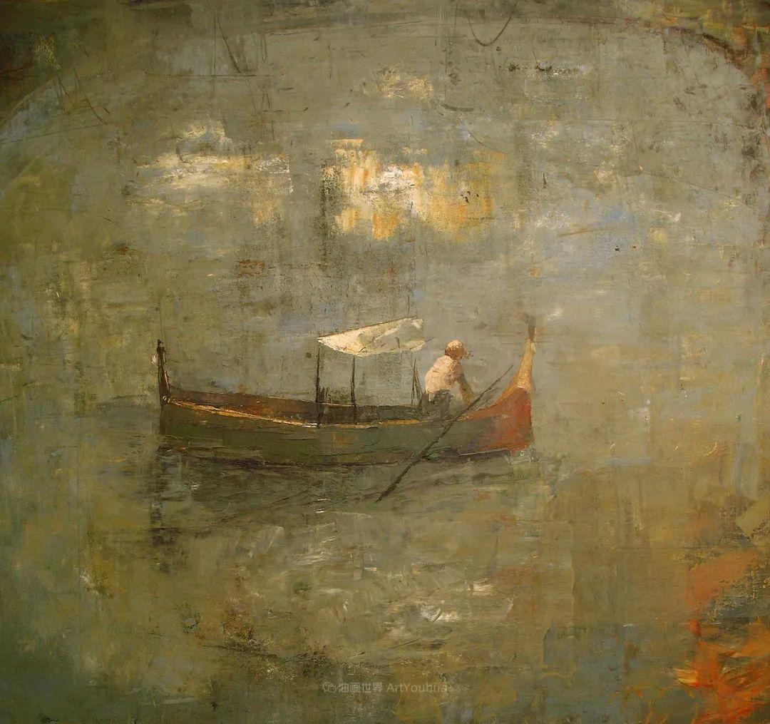 她从古代壁画中汲取灵感,但作品有一种非常现代、神秘的感觉!插图121