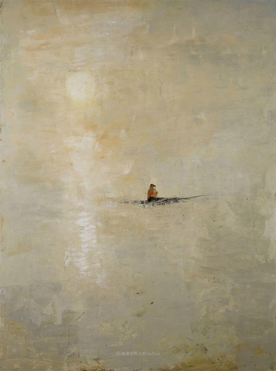 她从古代壁画中汲取灵感,但作品有一种非常现代、神秘的感觉!插图137