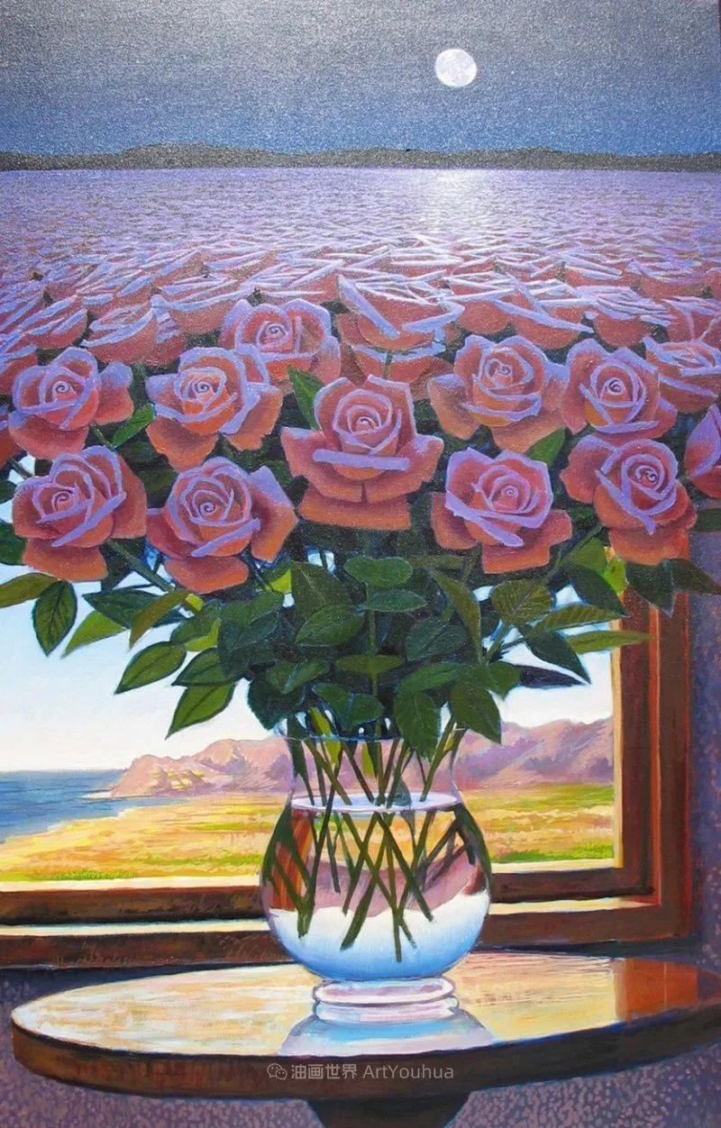 奇画,无数鲜花跨越了时空!插图4