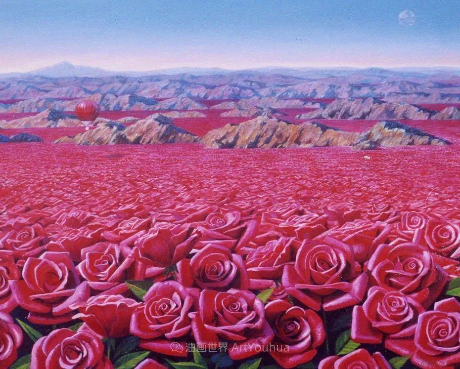 奇画,无数鲜花跨越了时空!插图12