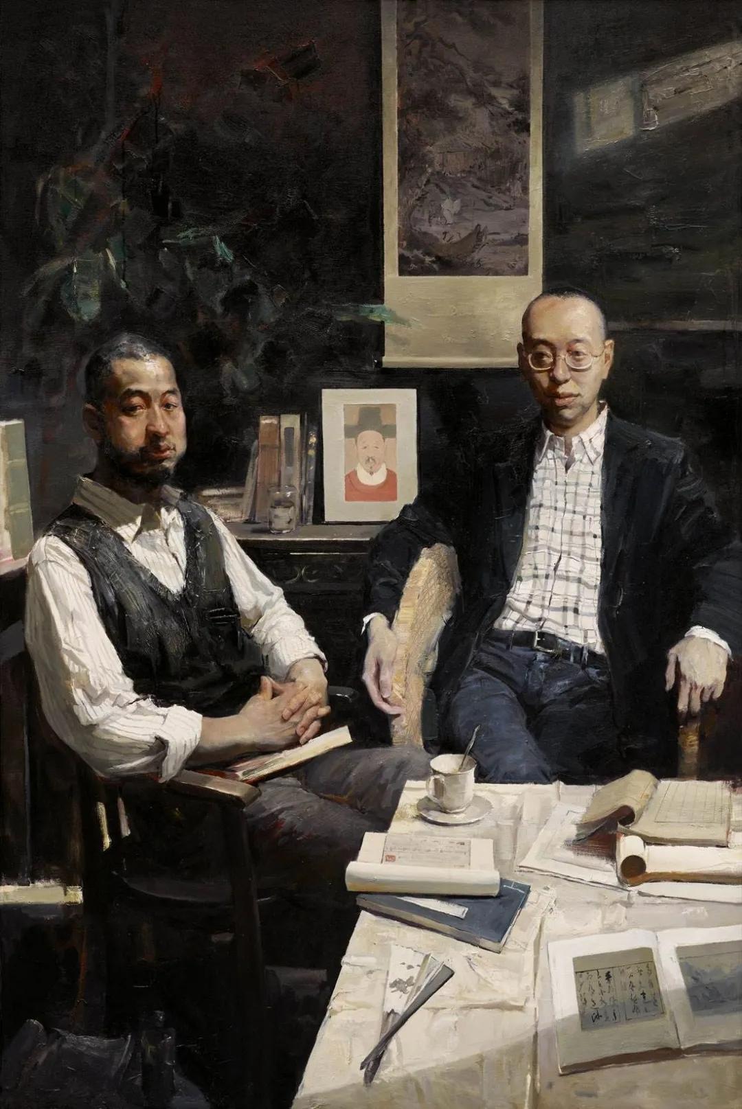 封治国 | 中国美院油画系主任,附2020年写生作品插图5