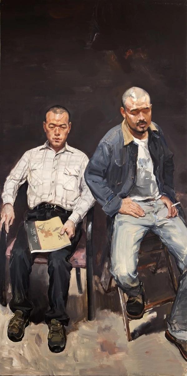 封治国 | 中国美院油画系主任,附2020年写生作品插图19