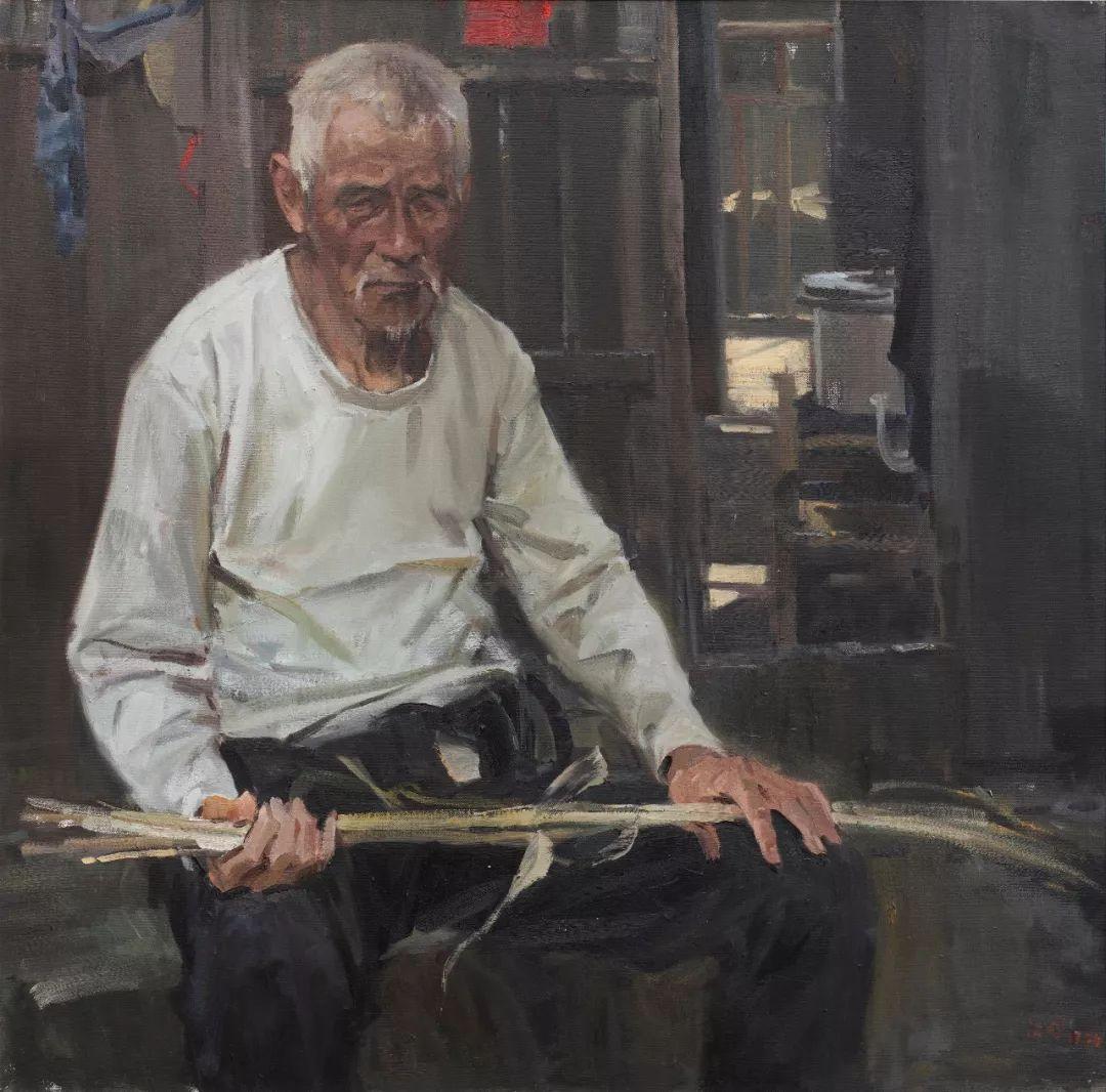 封治国 | 中国美院油画系主任,附2020年写生作品插图26