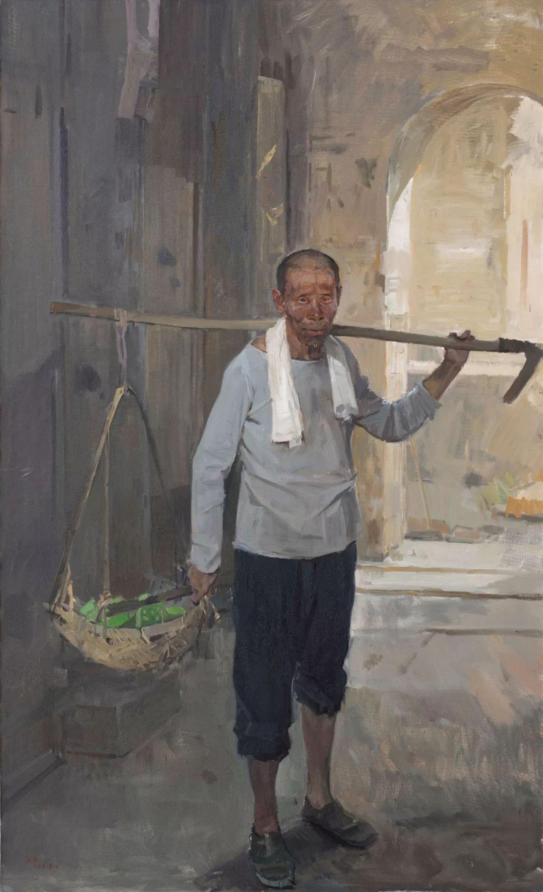 封治国 | 中国美院油画系主任,附2020年写生作品插图30