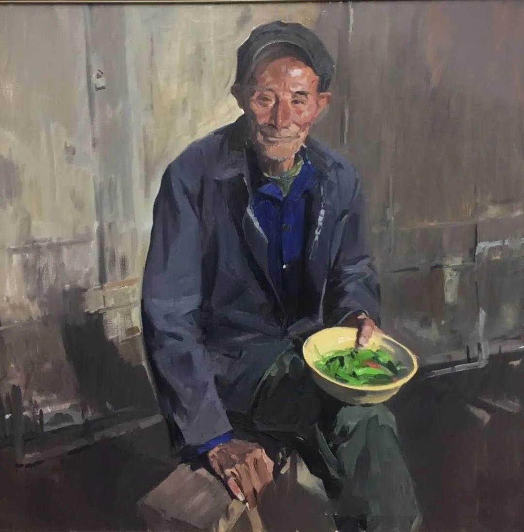 封治国 | 中国美院油画系主任,附2020年写生作品插图42