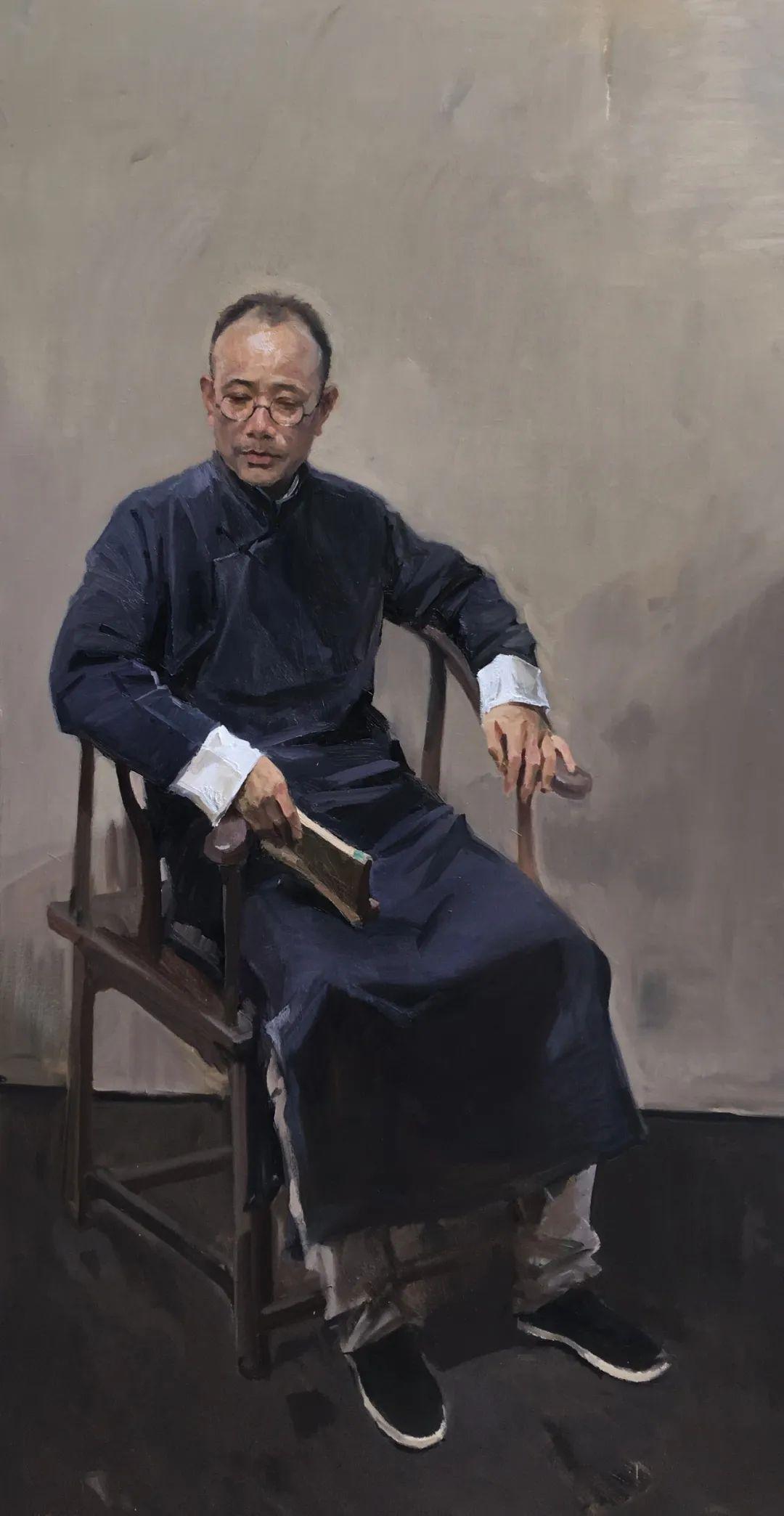 封治国 | 中国美院油画系主任,附2020年写生作品插图52