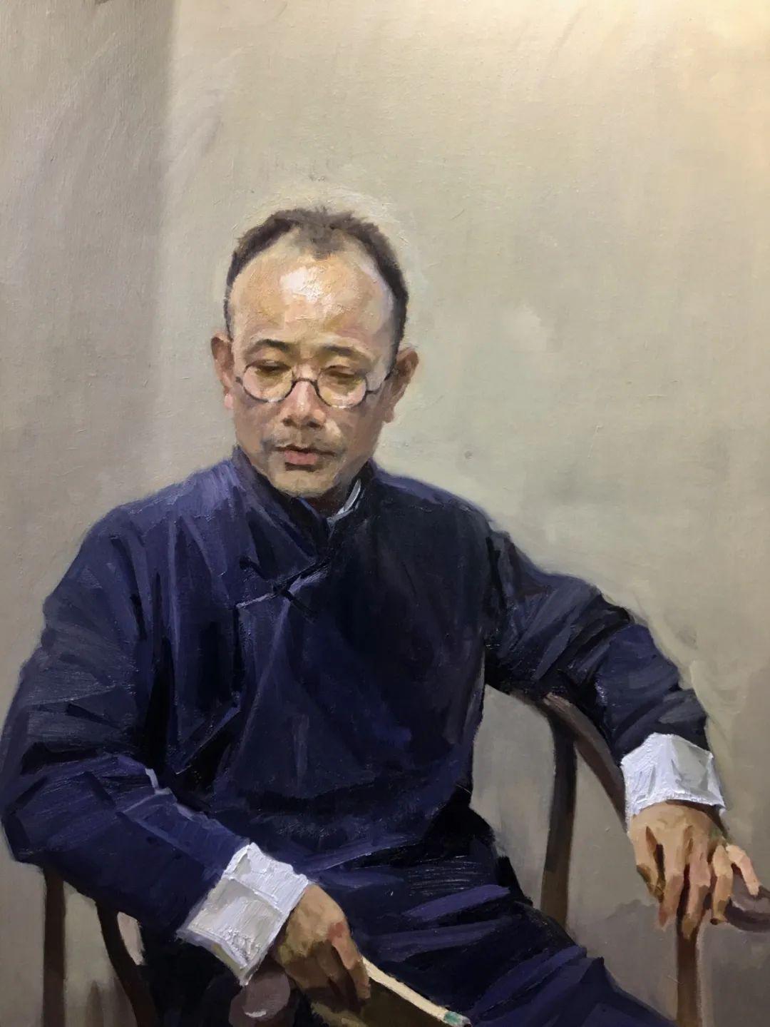 封治国 | 中国美院油画系主任,附2020年写生作品插图54