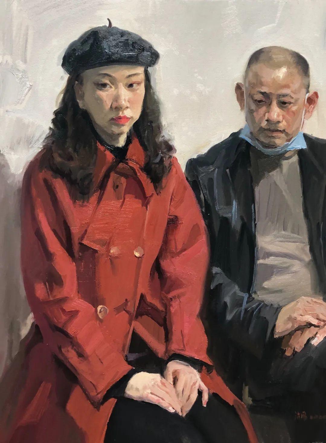 封治国 | 中国美院油画系主任,附2020年写生作品插图60