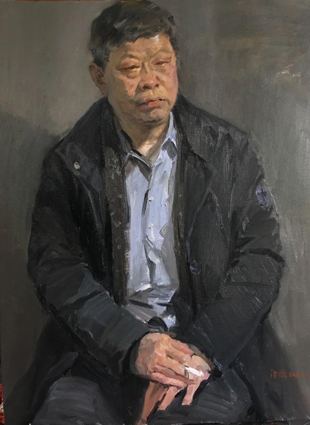 封治国 | 中国美院油画系主任,附2020年写生作品插图64