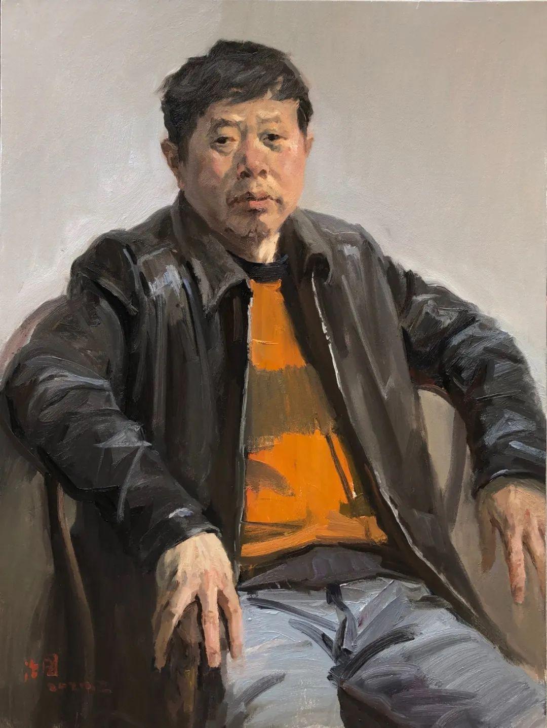 封治国 | 中国美院油画系主任,附2020年写生作品插图66
