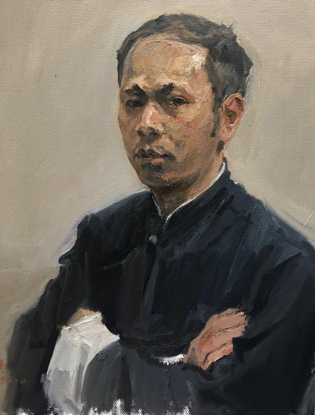 封治国 | 中国美院油画系主任,附2020年写生作品插图68