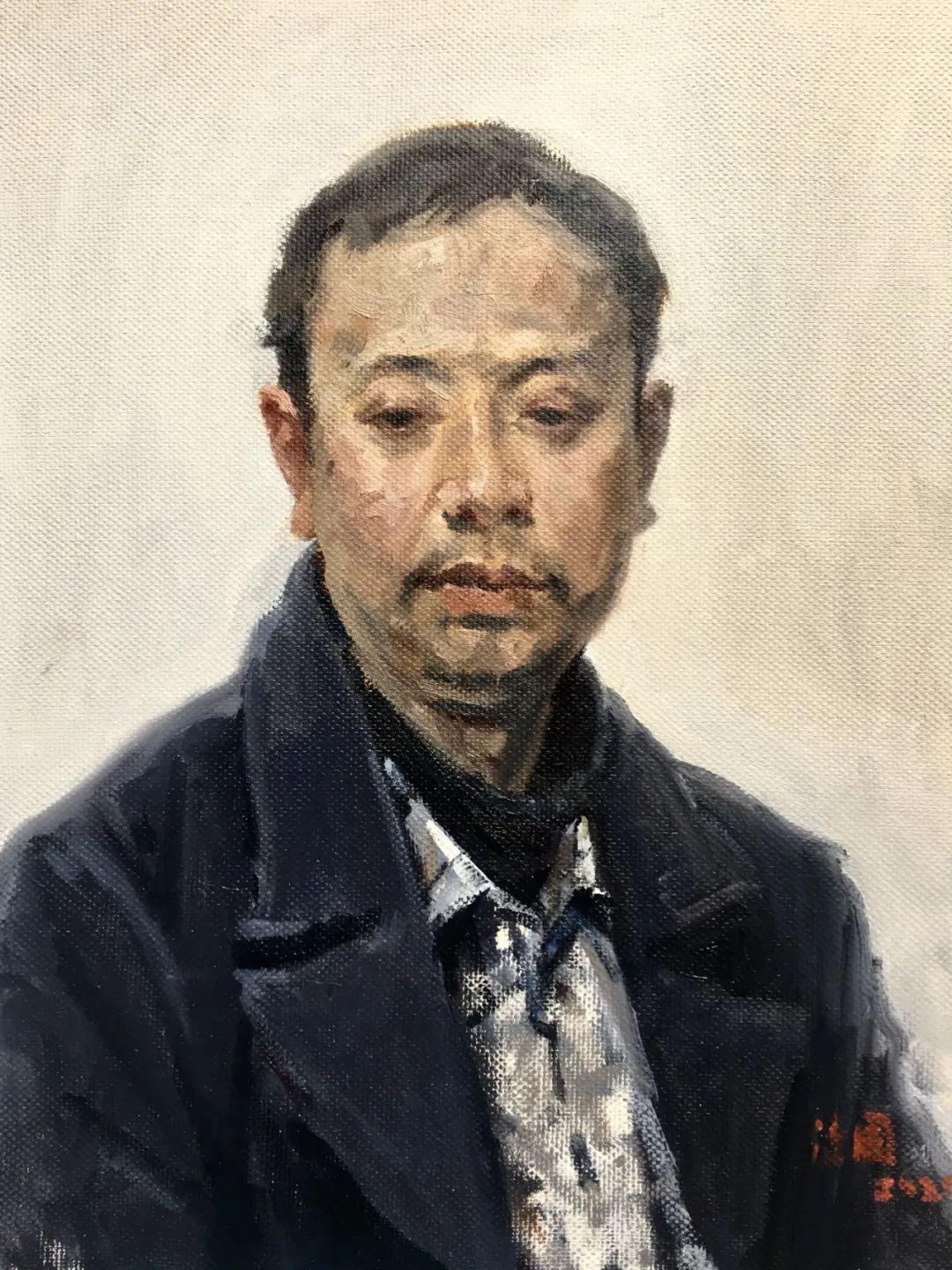 封治国 | 中国美院油画系主任,附2020年写生作品插图76