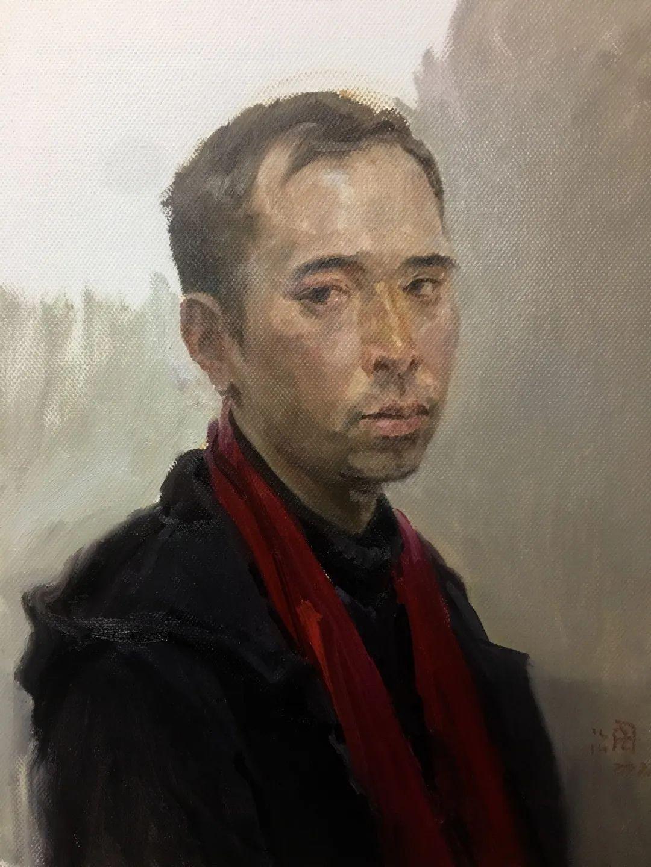 封治国 | 中国美院油画系主任,附2020年写生作品插图82