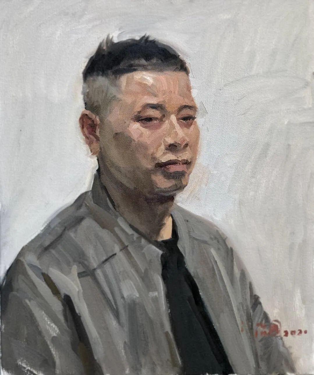 封治国 | 中国美院油画系主任,附2020年写生作品插图84