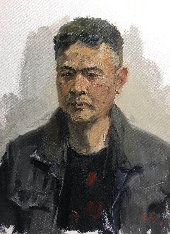 封治国 | 中国美院油画系主任,附2020年写生作品插图86