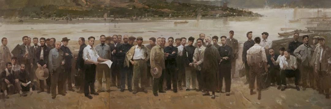 封治国 | 中国美院油画系主任,附2020年写生作品插图128