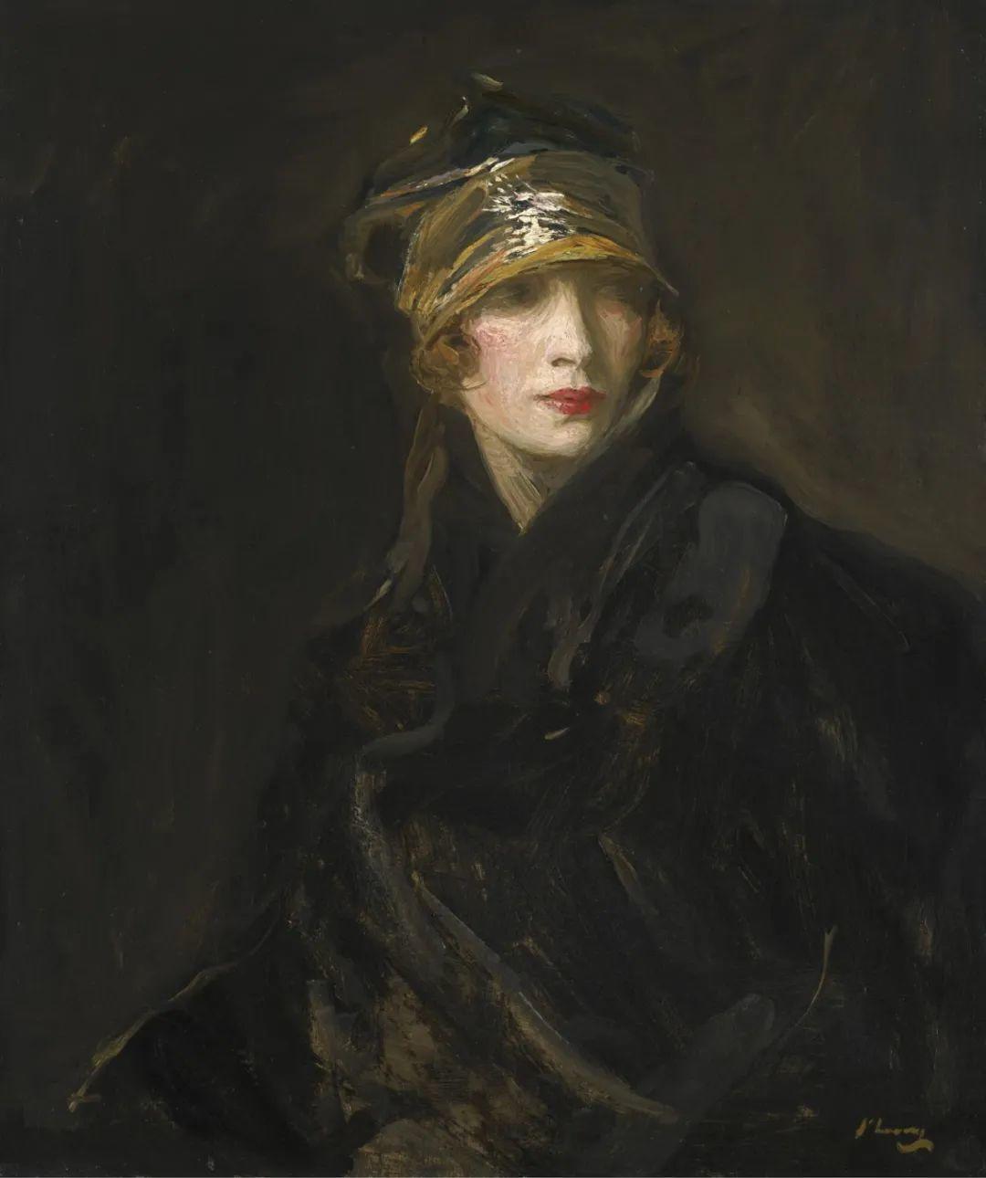 英国皇家美术学院院士、爱尔兰著名画家约翰·拉维里插图21