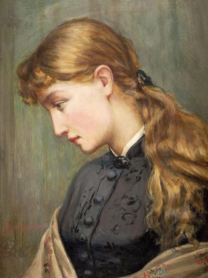 英国皇家美术学院院士、爱尔兰著名画家约翰·拉维里插图35