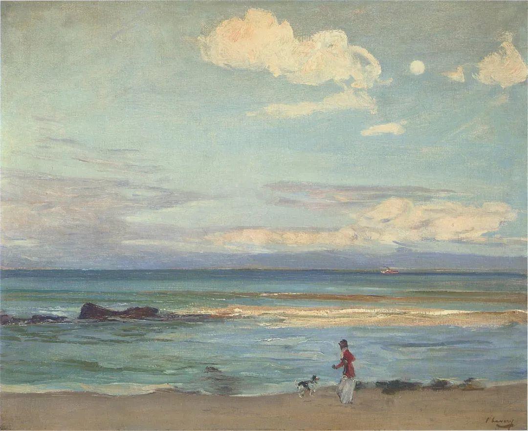 英国皇家美术学院院士、爱尔兰著名画家约翰·拉维里插图65