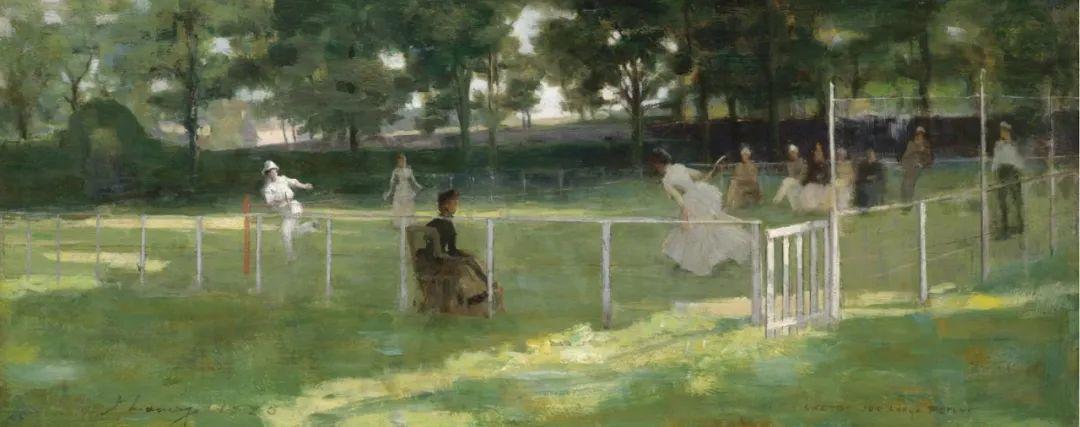 英国皇家美术学院院士、爱尔兰著名画家约翰·拉维里插图85