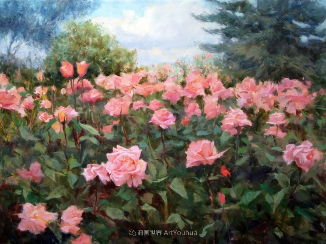 乱花渐欲迷人眼,超级美的花卉!插图23