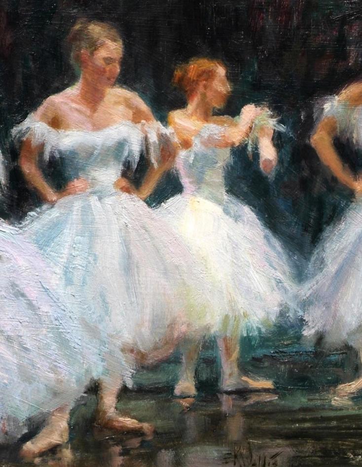 轻盈多姿,美轮美奂的芭蕾舞!插图11