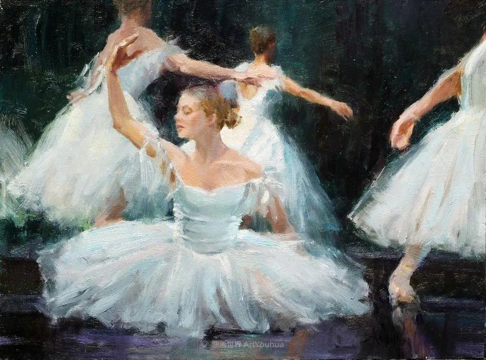 轻盈多姿,美轮美奂的芭蕾舞!插图17