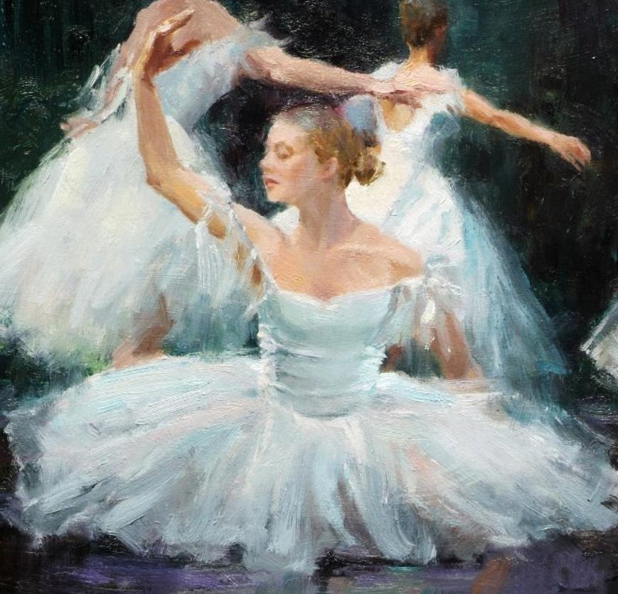 轻盈多姿,美轮美奂的芭蕾舞!插图19