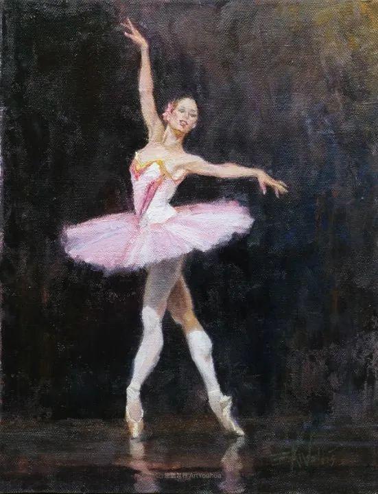 轻盈多姿,美轮美奂的芭蕾舞!插图25