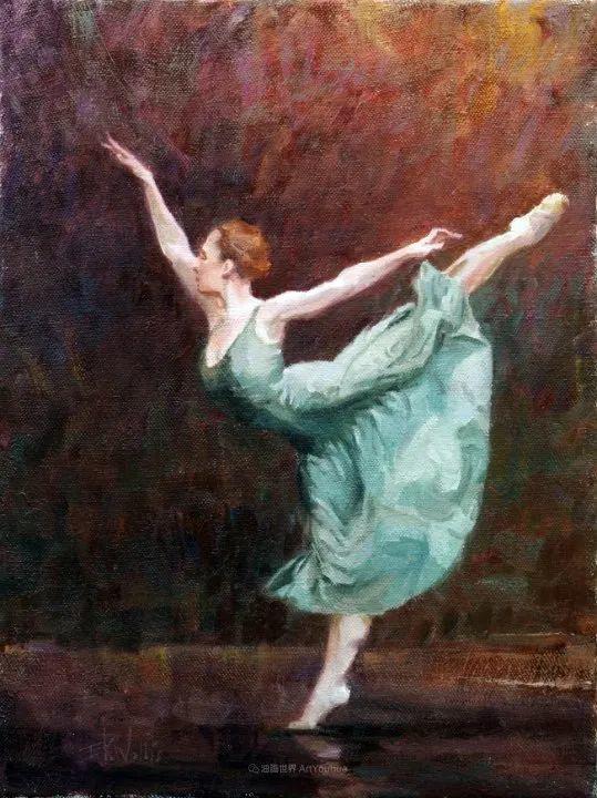 轻盈多姿,美轮美奂的芭蕾舞!插图27