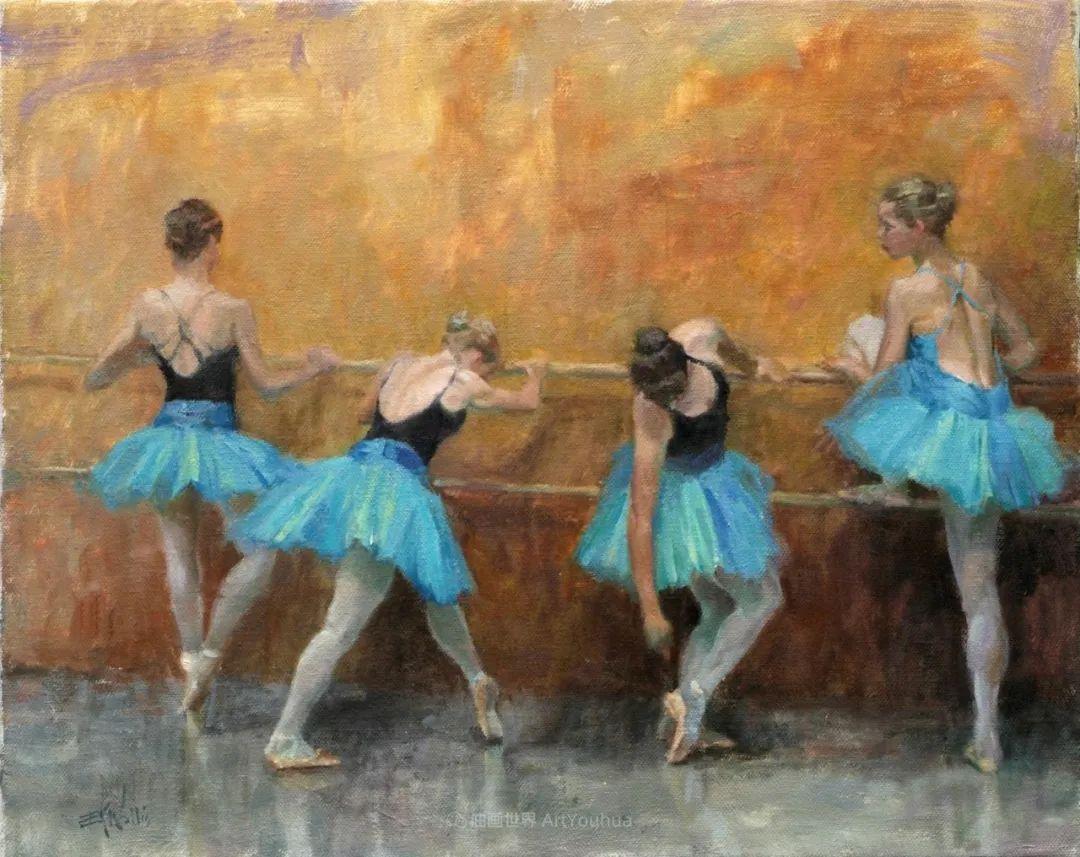 轻盈多姿,美轮美奂的芭蕾舞!插图31
