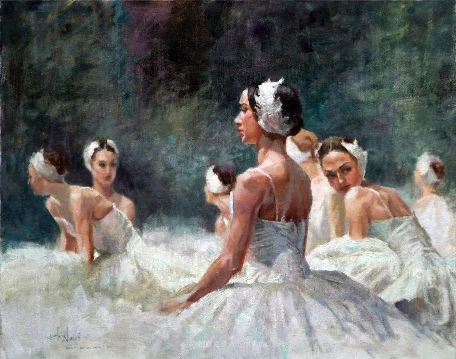 轻盈多姿,美轮美奂的芭蕾舞!插图33