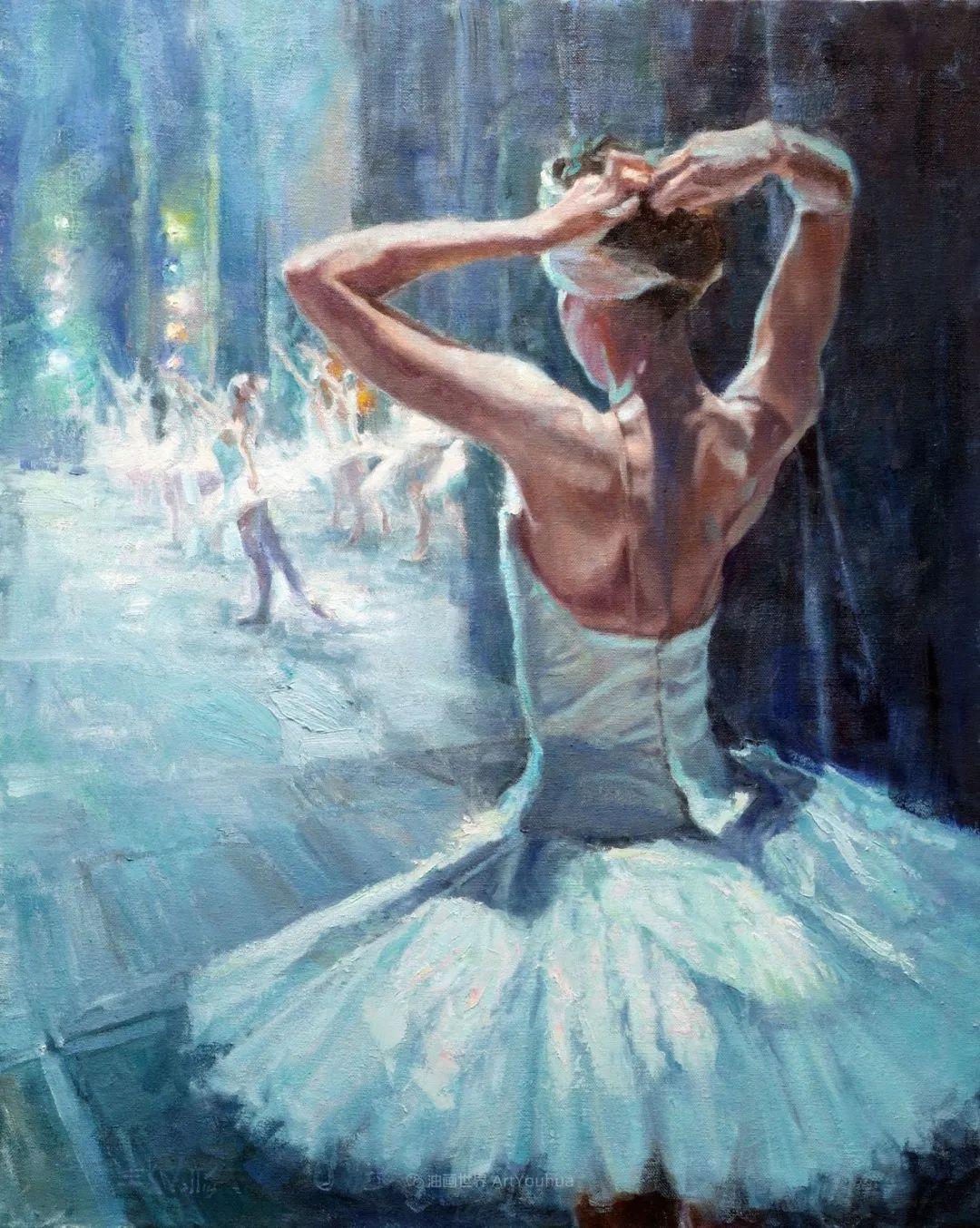 轻盈多姿,美轮美奂的芭蕾舞!插图39