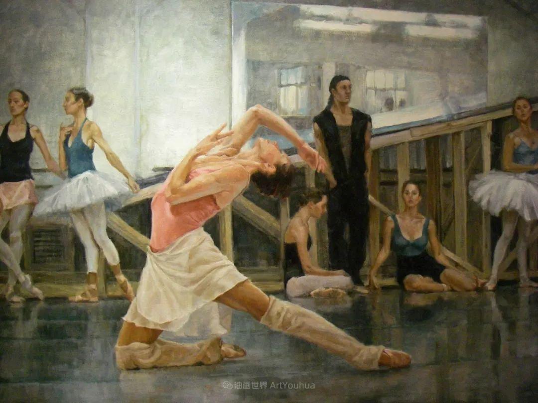 轻盈多姿,美轮美奂的芭蕾舞!插图45