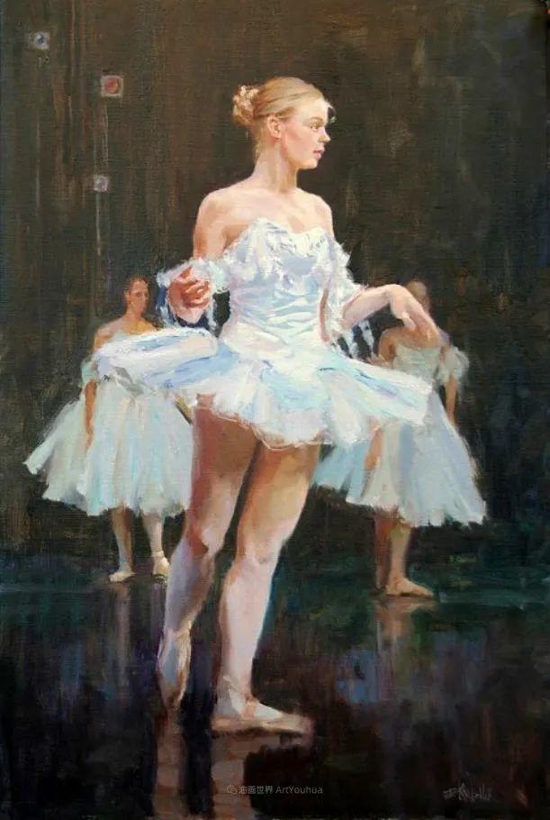 轻盈多姿,美轮美奂的芭蕾舞!插图47