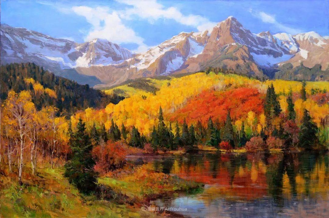 迷人的色彩,醉人的风景,太美了插图1