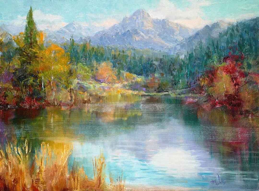 迷人的色彩,醉人的风景,太美了插图9
