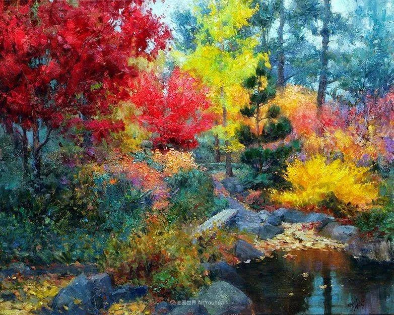 迷人的色彩,醉人的风景,太美了插图17