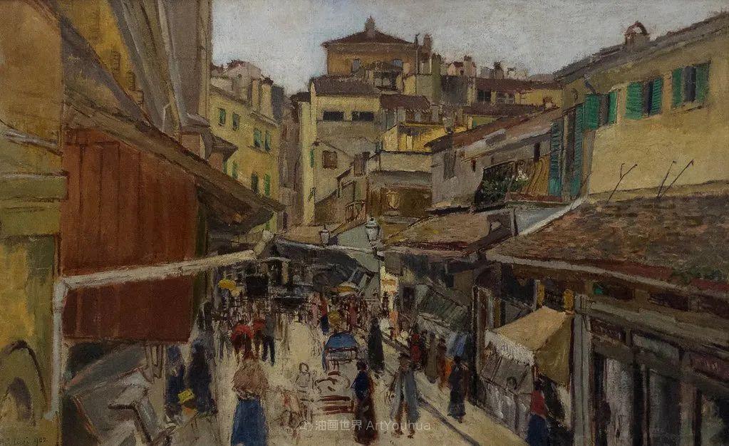 后斑痕画派的著名代表,意大利画家乌尔维·利吉插图45