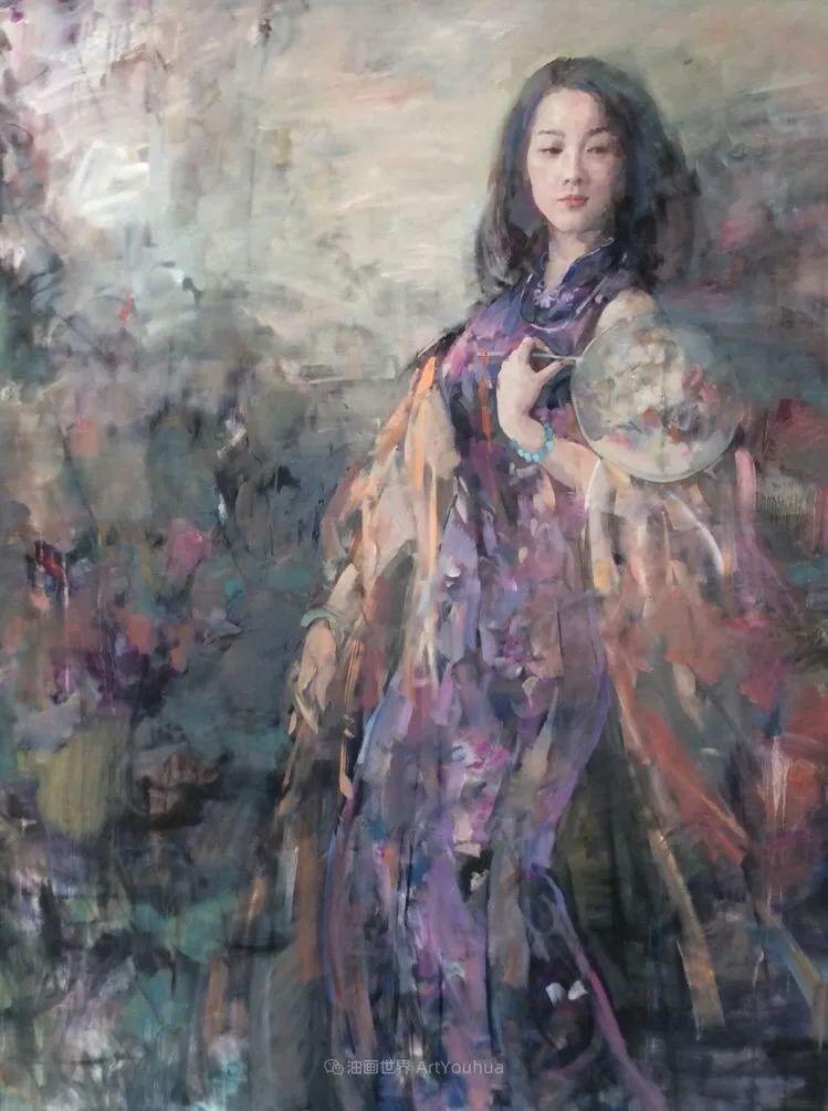 东方女性特有的优雅风韵,梦幻般的唯美!插图4