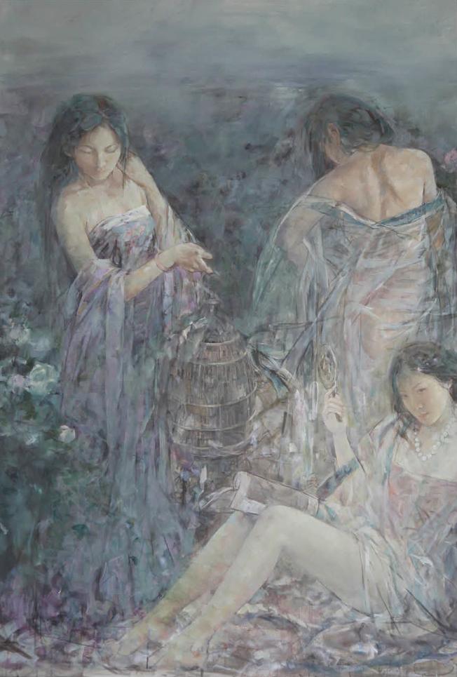 东方女性特有的优雅风韵,梦幻般的唯美!插图7