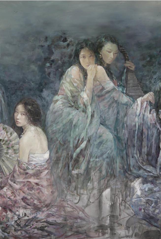 东方女性特有的优雅风韵,梦幻般的唯美!插图9