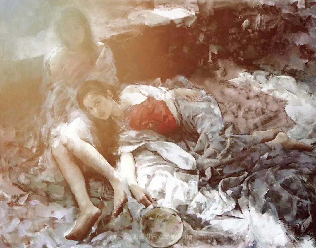 东方女性特有的优雅风韵,梦幻般的唯美!插图11