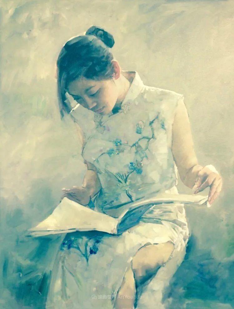 东方女性特有的优雅风韵,梦幻般的唯美!插图13