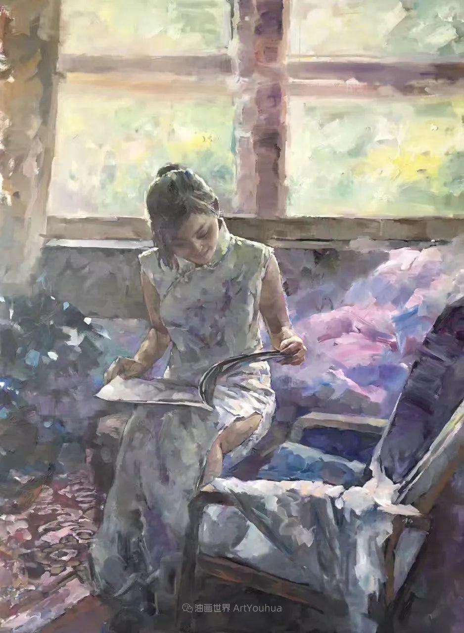 东方女性特有的优雅风韵,梦幻般的唯美!插图14